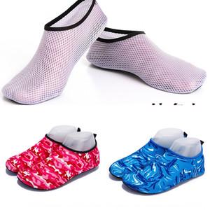 Pantofole uomo e la spiaggia immersioni delle donne calzini pantofole antiscivolo tapis roulant bambino adulto di yoga di nuoto di snorkeling pattini molli dei bambini