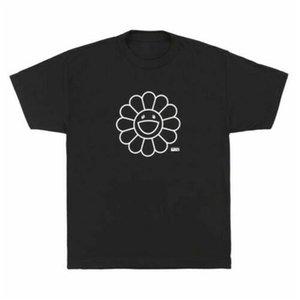 Takashi Murakami X Cmplexcon Flor shirt dos homens 1300 Rare 2020 Long Beach Sz M Personalidade personalizado Camiseta