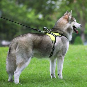 Büyük Köpekler Kamuflaj Yaka Köpek Harness Alman Çoban Pet Köpek Yaka Harness Servis Yelek Köpek Harness