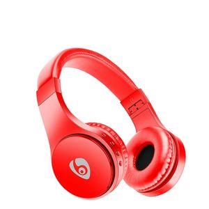 Bluetooth Wireless Headphones Gaming Headset musica stereo di sostegno carta di TF con il Mic pieghevole fascia cuffia dello studio Migliore Marshall