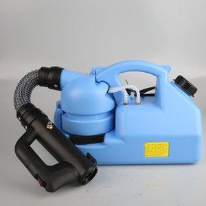 110V / 220V 7L Elektro Kälte Fogger Insecticide Atomizer Ultra Low Capacity Desinfektion Sprayer Moskito-Mörder ULV Kälte Fogger New HWC959