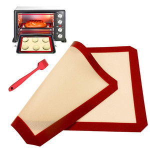 Non-Stick Silicone Dab Mats Silicone Baking Mat For Wax Oil Bake Dry Herb Dab Jars Dabber Tool