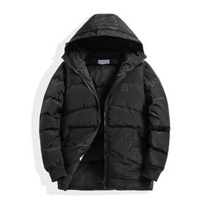 CP COMPANY topstoney PIRATE 2020 konng gonng Nuova giacca invernale addensato piumino alla moda per uomo e donna bianca piuma d'oca