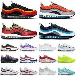air max 97 airmax 97s Zapatillas de deporte Sean Wotherspoon chaussures invictos para mujer zapatillas de deporte para hombre Zapatillas de deporte al aire libre