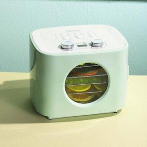 Dehydrator Elektrik Kurutulmuş Meyve Makinesi Sebze Kurutucu Sığır Snack Jerky Dehydrator Et Kurutma Makinesi Paslanmaz Çelik