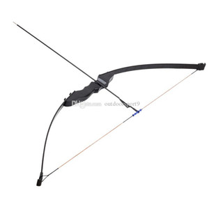 Bow and Arrow Archery Split Compound Straight Bow Traditional Shooting Sports Recurve Bow Professional Training Hunting Set