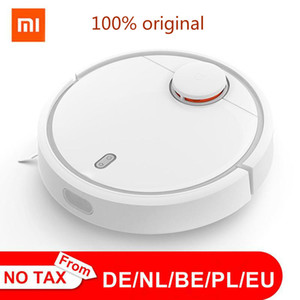 Original XIAOMI MIJIA MI Robot Vacuum Cleaner For Home Filter Dust Sterilize 1800PA Automatic Sweeping Smart Planned WIFI APP Remote