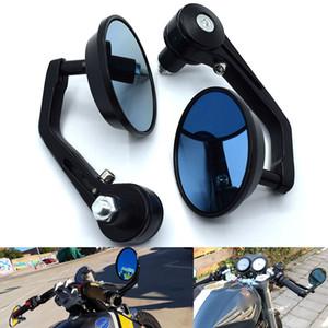 "Universal 7 8 22mm ""handlebar motorcycle handlebar rearview mirror For Yamaha FZR400RR FZR600 FZR600R FZR750R FZR1000 MT-09"