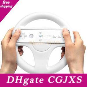 Steering Holder corre rotella per il controller Wii Remote controller di gioco della barra di comando compatto durevole OppBag Dhl