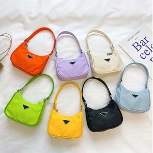 Ragazze Borse Kids Fashion One borse a spalla bambini svegli Lettera Casuale Portatile Messenger Bag Accessori Bambini Borse