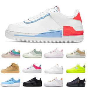 خصم أحذية عادية للنساء الرجال قمة فريق أبيض وهران هيدروجين القمح الأزرق فولت فولت رجالي رخيصة أحذية رياضية
