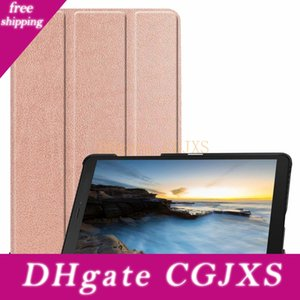 Manyetik Trifold Kılıf Tablet için Samsung Galaxy Tab A 8 0,0 2019 T290 T295 P205 P200 Tab A 8 0,0 2018 T387 180pcs