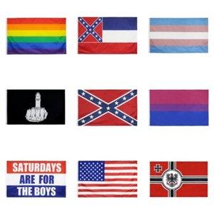 90 * 150 CM bandeira de América Alta Qualidade poliéster bandeira dos EUA US Estados Unidos das listras das estrelas Seja Pround de Country # 301