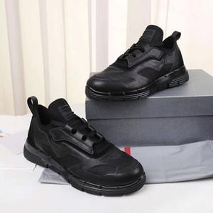 Low-топ Мужская обувь Cloudbust кроссовки Twist Технические ткани тапки Real Leather шнуровке кроссовки EVA резиновая подошва с коробкой EU45