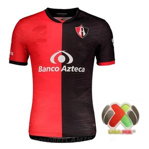 Размер: S-XXL 2020 2021 Atlas FC трикотажные изделия футбола дома вдали L.Reyes I.Jeraldino Акоста I. Ренато J. Ангуло маек ТАИЛАНД MAILLOTS