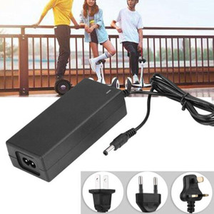 Balance Car Electric Scooter Power Adapter Charger US EU UK Plug Charger For xiaomi m365 Hoverboard