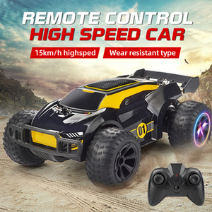 RC 15m h High Speed Car 2.4G Remote Control Vehicle Climbing Drift Cars Racing Off Road Boys Kids Toys