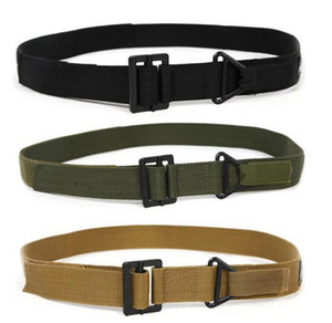 2020 Tactical Belt Nylon Belt Army Outdoor Trainin Men High Quality Waist Strap Multifunctional