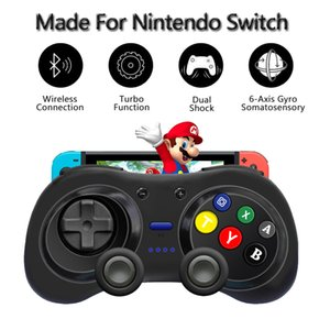 Wireless Bluetooth Joystick For Switch Controller Gamepad For NS-Switch Pro Game Control Console Mac