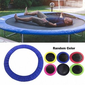 Round Trampoline Replacement Safety Pad Tear-Resistant Trampoline Edge Cover Spring Cover Edge Protector Round Frame Pad rwYr#