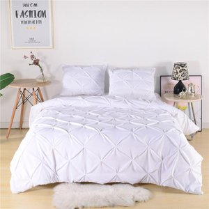 3-piece Duvet Cover Set 100% Washed Microfibre Ultra-soft Quilt Cover Breathable Duvet Pillowcase Zip Seal Bedding Set King Size