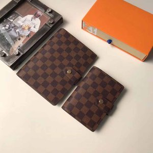 Man Portemonnaie louls SMALL RING AGENDA COVER Designer Damen Herren Notebook Kredit mit Kasten