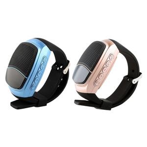 B90 Bluetooth Speaker Watch, Многофункциональный портативный Умный браслет
