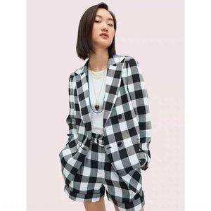bAzmD 2020 yeni senkron G net KS ızgara-to-bar takım kadın keten kumaş Yeni yuan senkron saf eleman ince moda elemanları saf yuan
