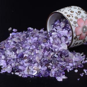 ugnwL amorfo piedra desmagnetización de ágata natural Dongling Jade Granate Obsidiana polvo Obsidiana grava de cristal de granate Crystal