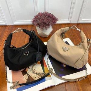 2020 de calidad superior bolsos de las mujeres bolsos crossbody diseñador de la señora totalizador de la vendimia 2006 Nube canal bandolera vagabundo de la moda de la lona de color rosa