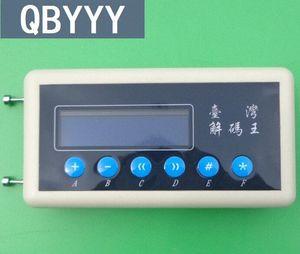 QBYYY 1шт 433Mhz дистанционного управления сканером код 433 Mhz Код Detector ключ копир урду #