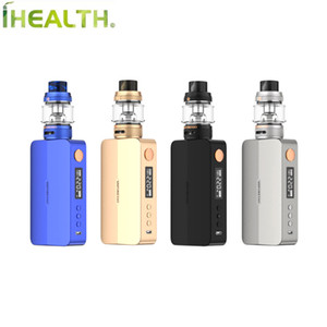 Original Vaporesso Gen X Box Kit 8ml NRG-S Tank with GT GT4 Meshed Coils Powered by Dual 18650 batteries