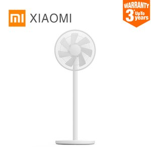 MIJIA Mi Standing Floor Fan 1X Air cooler House Floor Fans Portable fan Air Conditioner for home Natural Wind Mihome APP