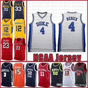 4 Redick cheap sale Jersey Kyrie Duke Blue Devils Irving Stephen 30 Curry NCAA LeBron 23 James Russell 0 Westbrook University Leonard MCCall