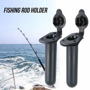 Plastic Telescopic Fishing Rod Tip Protector Cap Sea Fishing Rod Head Cover