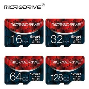 Class10 Micro SD TF SDHC / SDXC de 64GB TF 128 GB 32GB 16GB Micro SD cards completa Cartões de Memória para o telefone tablet