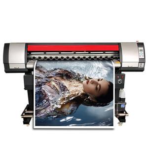 Vinil وراية آلة الطباعة 1.8M الفينيل الطابعة DX7 ملصق البلاستيك الطابعة لاصق ملصق لفة آلة الطباعة