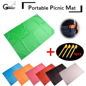 Lightweight Outdoor Camping Mat Thick Waterproof, UV Resistant, Rot, Rip and Tear Proof Outdoor Blanket Ground Tarp Picnic Mat