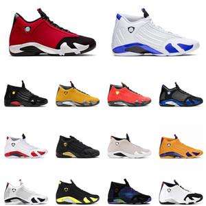 Air Jordan 14 XIV para hombre de los zapatos de baloncesto 14s Hyper Royale Gimnasio Rojo Doernbecher del bastón de caramelo último disparo zapatillas de deporte al aire libre los