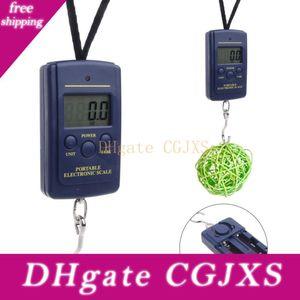 40kg 88lb 1410oz Dijital Handy Bagaj Balıkçılık Mutfak Scales