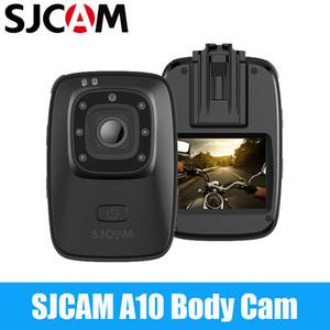 كاميرا SJCAM A10 كاميرا محمولة لبس الجسم كاميرا الأشعة تحت الحمراء للرؤية الليلية الأمن ليزر لتحديد المواقع WIFI العمل الرياضي