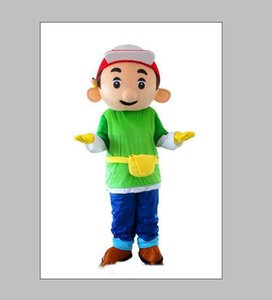 2019 Professional made Handy Manny mascot costume for adults fancy party dress suit carnival costume