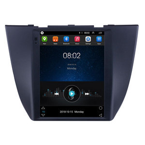9.7 inch Android 9.1 GPS Navigation Car Radio for 2017-2019 MG ZS with HD Touchscreen Bluetooth WIFI support Carplay Rearview camera