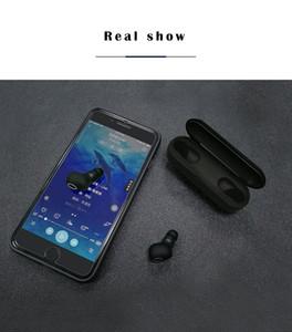 Q1 TWS Blueteeth Earphones Touch HD Wireless Stereo Headphoness cancelamento de ruído Gaming Headset