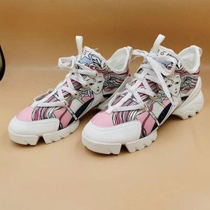Cheap Luxury Designer Men Casual Shoes Cheap Best High Quality Mens Womens Fashion Sneakers Party Platform Shoes Velvet Chaussures ac46