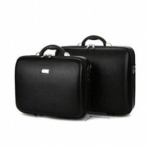 현금 컴퓨터를 포장 문서 상자 캐스 높은 품질의 남성 비즈니스 박스 비밀번호 홀드 모든 가방 가죽 트렁크 소품 가방 Ct87 번호를 CAS