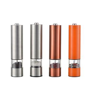 الكهربائية التوابل ملح فلفل مطحنة متعددة الوظائف الملونة مطحنة الفولاذ المقاوم للصدأ مولر الرئيسية لأدوات الفلفل مطحنة LJJK2460