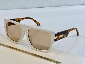 Style New Sunglasses For Women Designer UV400 Summer 0664S Rectangle Sunglasses Square Package Frame 0664 Nuisex Full Quality Top With Hodm