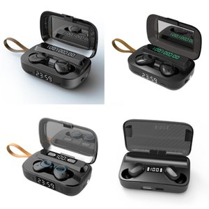 I7S Tws Wireless Earbuds Bluetooth Headphones PK I9S I10 I11 I12 Tws With Mic Charging Box In-Ear I7S Twins Earphones For Smartphones#7301