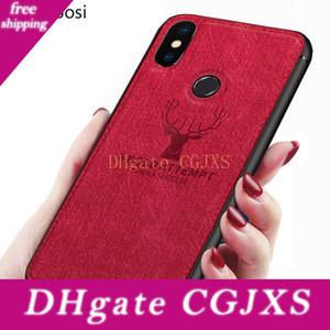 Luxus-Tuch Schutz-Telefon-Kasten für Xiaomi 8 8SE Explorer 8lite Lite Taschen Zurück Full Cover Stoß- Für Xiaomi 6 6x Fall